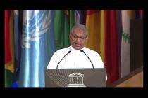 Embedded thumbnail for Ambassador B.K. Athauda addressed the 39th General Conference of UNESCO